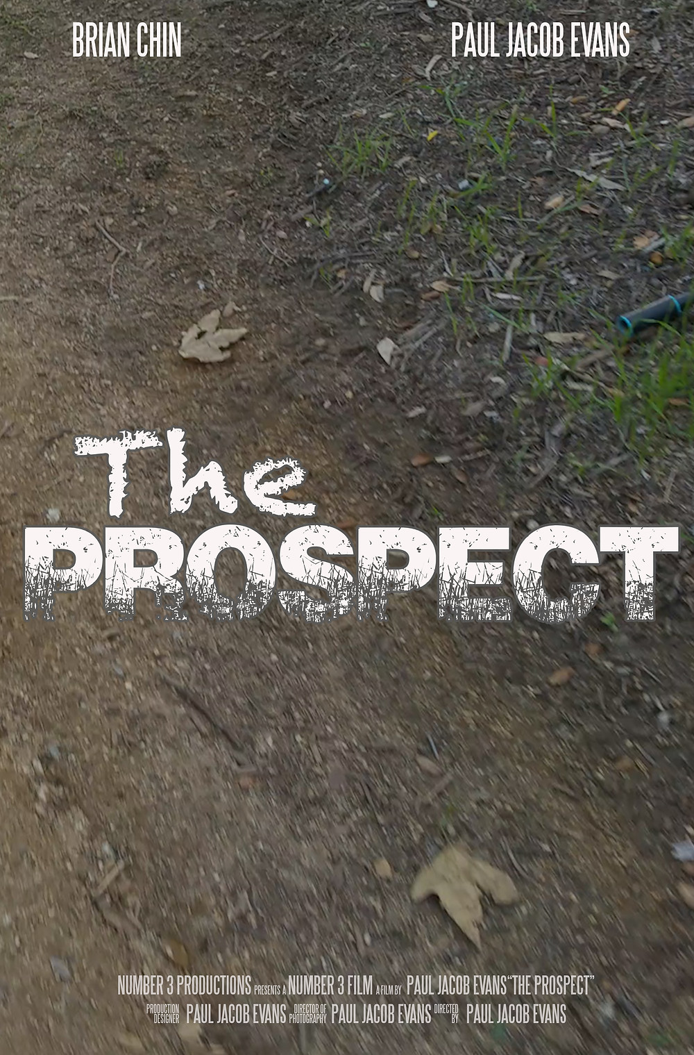 Paul Jacob Evans | The Prospect