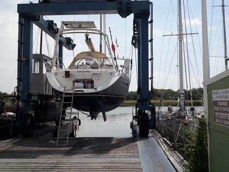 Les grandes vacances de Mariehamn 3    Année 2020 Première partie Juin Le Havre Brest