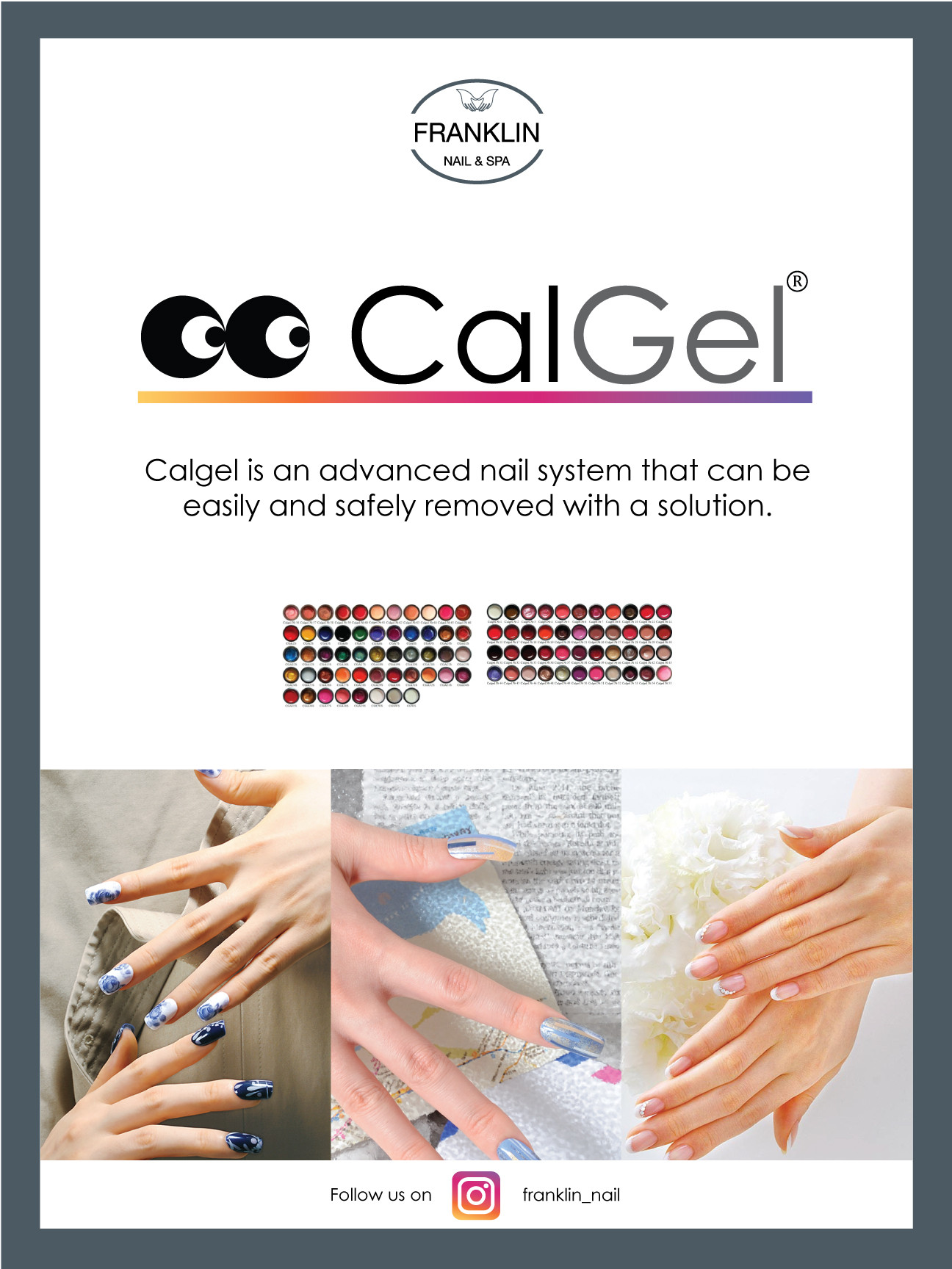 Calgel / Own Nails