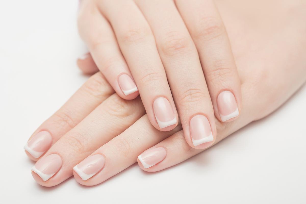 UV Gel Set - own nails