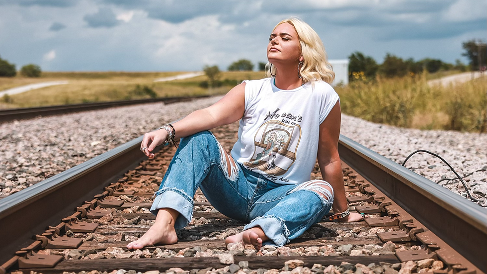 Like Tequila Does White Rolled Sleeve Tee