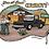Thumbnail: Urban Cowboy Black Crop Tee