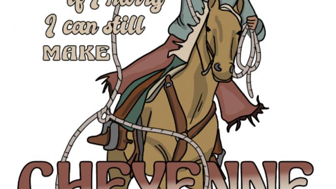 Cheyenne Heather Dust Infant Tee. (Print on Demand)