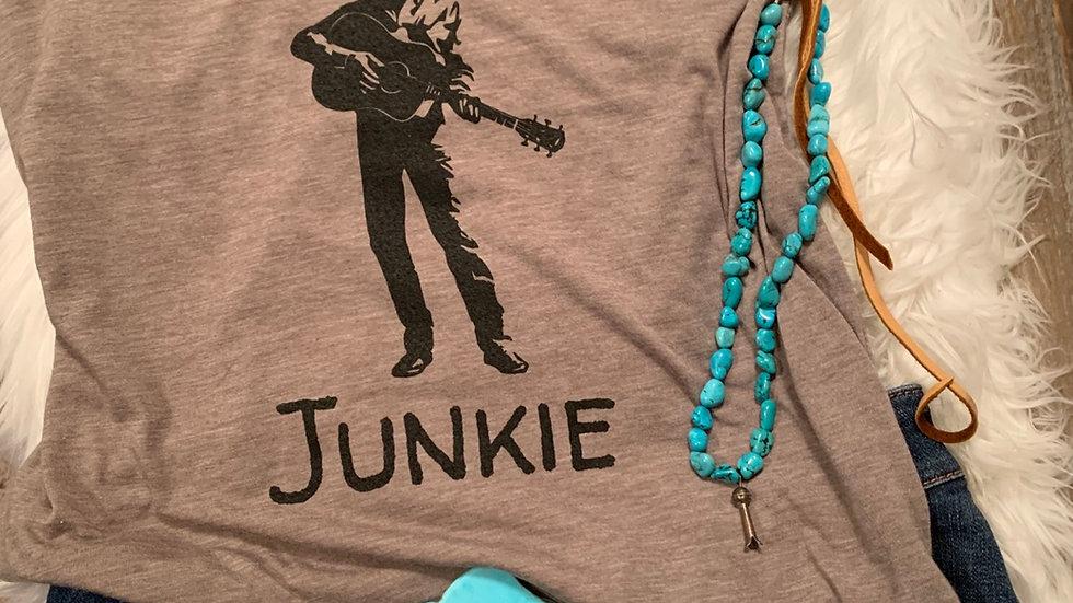 George Strait Junkie Tee.