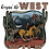 Thumbnail: Keepin' The West Wild Rustic Grey Toddler Tee (Print on Demand)