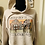 Thumbnail: Redneck Love Song Heather Dust Cropped Hoodie (Pre Order - Available Jan 11)