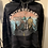 Thumbnail: I'm With The Band Black Camo Cropped Hoodie