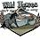 Thumbnail: Wild Horses Couldn't Drag Me Away Grey Acid Wash Distressed Tee
