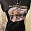 Thumbnail: Urban Cowboy Black Rolled Sleeve Tee