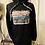 Thumbnail: Pretty Bitchin' Black Sweatshirt Dress