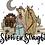 Thumbnail: Shoot Em Straight Heather Dust Crop Tee