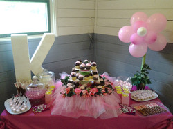 Sweet Treat's Table (Baby Shower)