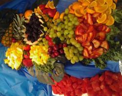 Large Fruit Display