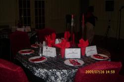 Red, White & Black Banquet
