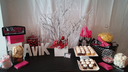 AVIK Events Welcome Table