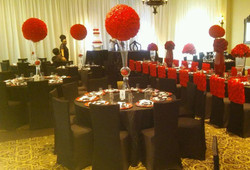 Black & Red Reception