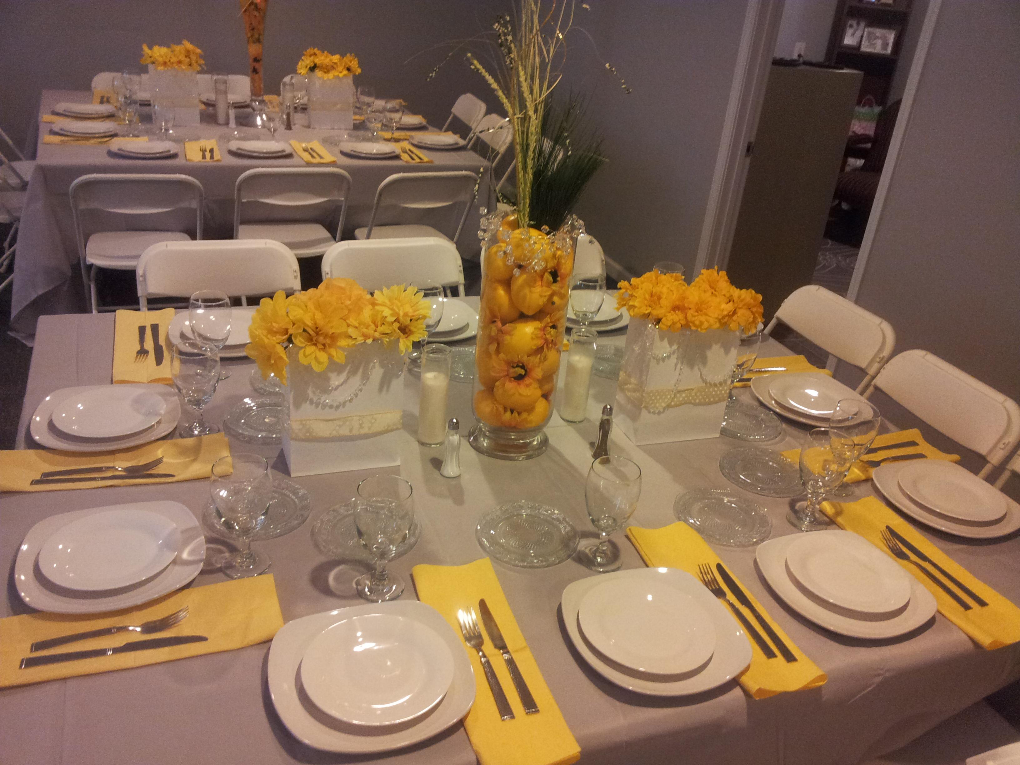 Church Banquet