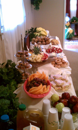 Woman's Day Luncheon Buffet