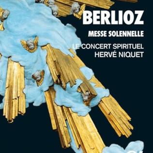 Berlioz Messe Solennelle Le Concert Spir