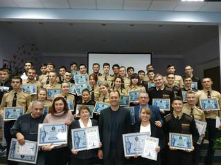 Коли ми одна велика команда,то встановити рекорд України з приготування юшки - нам під силу!