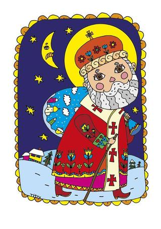 З Днем Святого Миколая :)