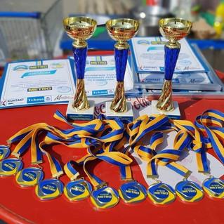 "В суботу 28 вересня наш навчальний заклад взяв участь у конкурсі ""Кубок METRO CASH&CARRY Uk"