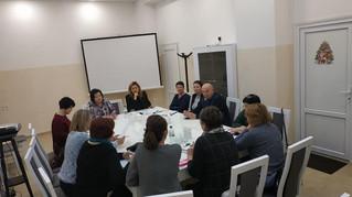 Засідання експертів - консультантів предметно - методичної комісії Всеукраїнського конкурсу фахової