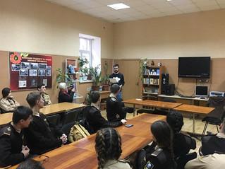 До Дня Української мови та писемностів бібліотеці відбулась творча зустріч з одеським поетом та пр