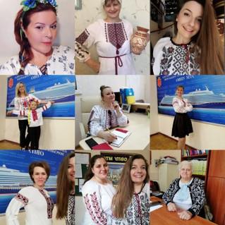 #мегамарш_у_вишиванках_онлайн #13_похід #одеса #україна