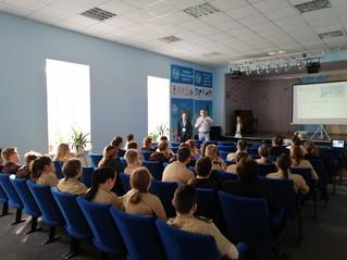 25 лютого в Актовій залі відбулась традиційна зустріч випускників нашого навчального закладу з парт