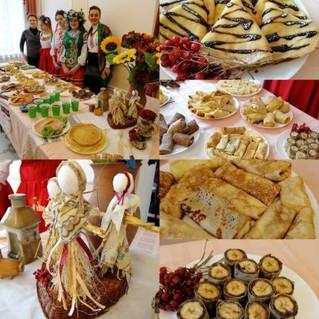 🎉🏆🎊Гран-прі на конкурсі-виставки присвяченої до свята Масляни отримала група 37 і група 40🥰  В