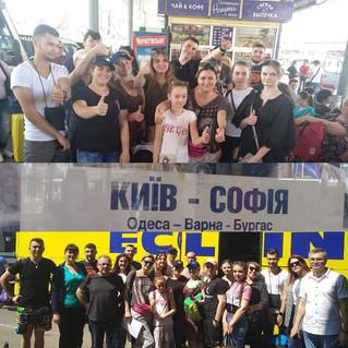 Літня виробнича практика в Болгарії Long Beach Resort & SPA Kelara