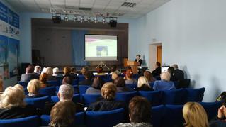 26 березня в Актовій залі відбулось розширене засідання атестаційної комісії педагогічних працівникі