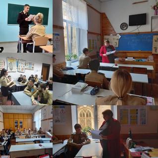 Згідно плану виховної та культурно - освітньої роботи на листопад  2020 року в групах були проведені