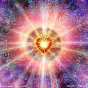 Toda sanación viene del amor
