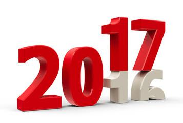 Adiós 2016 Bienvenido 2017