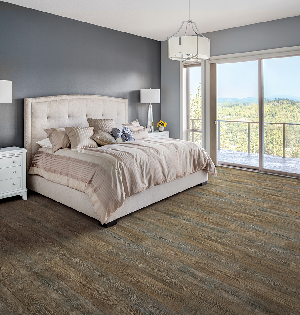 Klondike Contempo Oak room