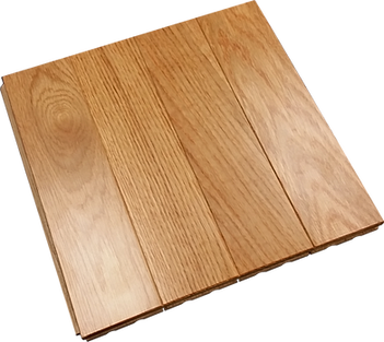 Unit Block Hardwood Flooring