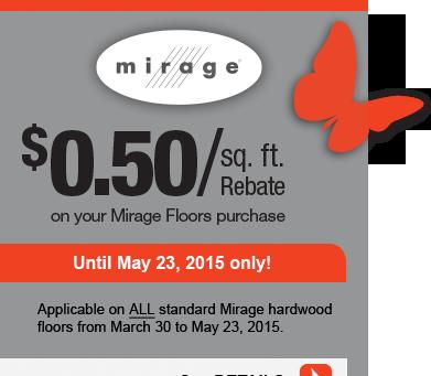 The Mirage Rebate Is Back!!!