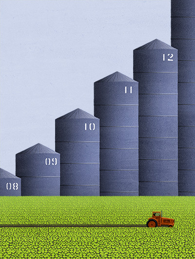 Growth of Agribusiness