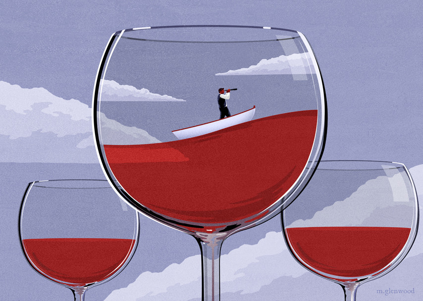Sommeliers Look for New Careers