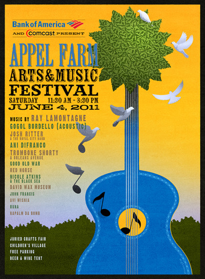 Appel Farm Music Festival