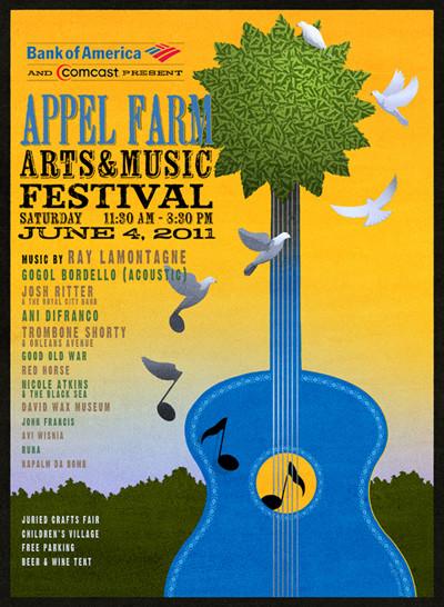 Appel Farm Music Festival