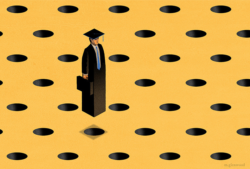 When Careers Graduates Are a Bad Fit