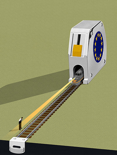 Measuring Euro Rail Systems
