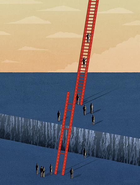Advantage Gap