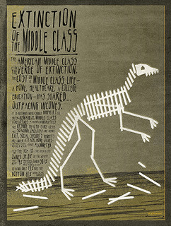Extinction of the Middle Class