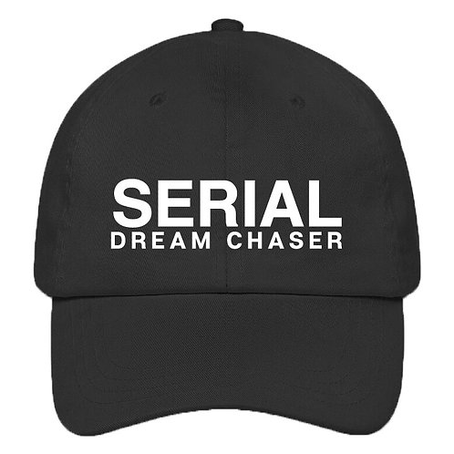 Serial Dream Chaser Dad Cap