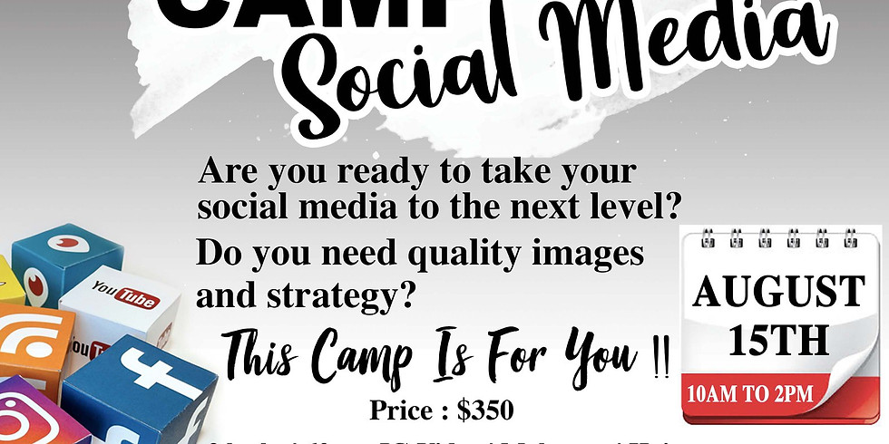 The Brand Content Camp
