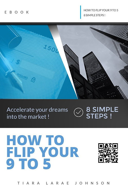 8-Step Guide to Flip Your 9 to 5!